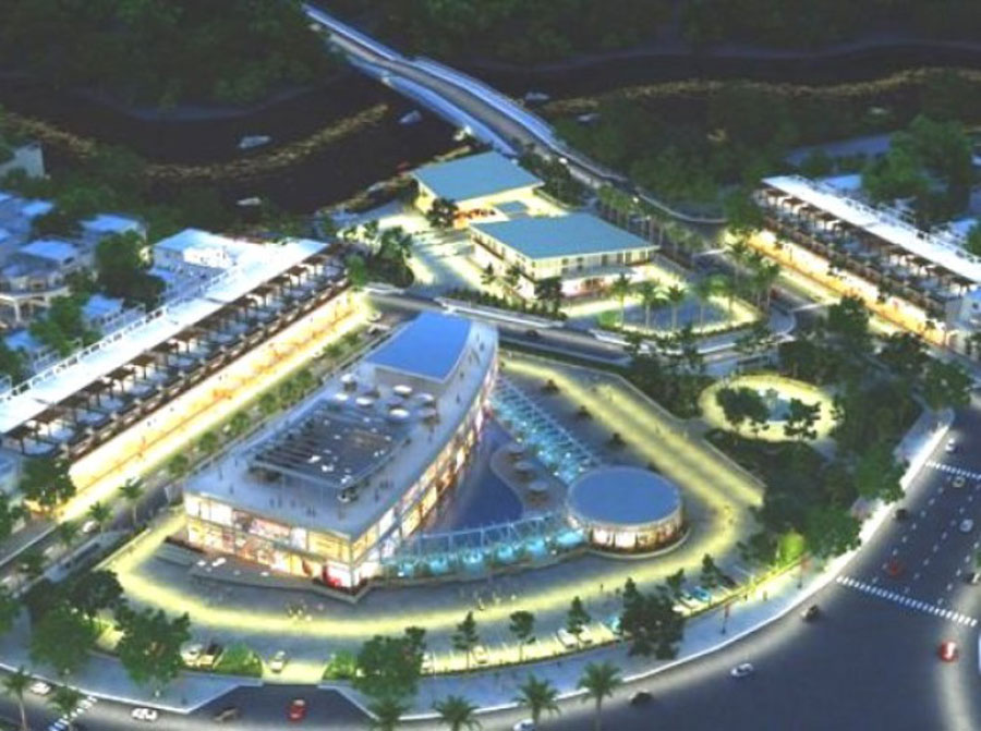 Waterpoint urban project