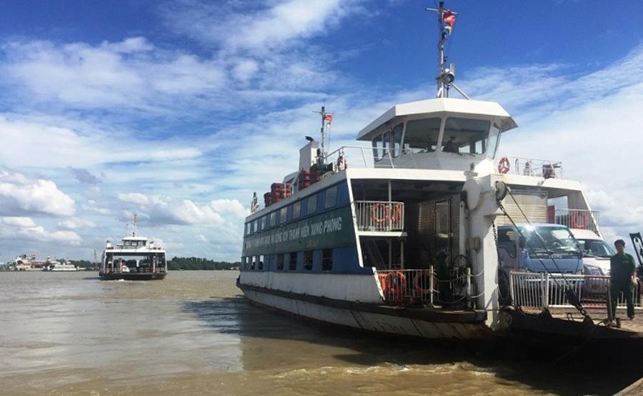Cat Lai Bridge will replace Cat Lai ferry