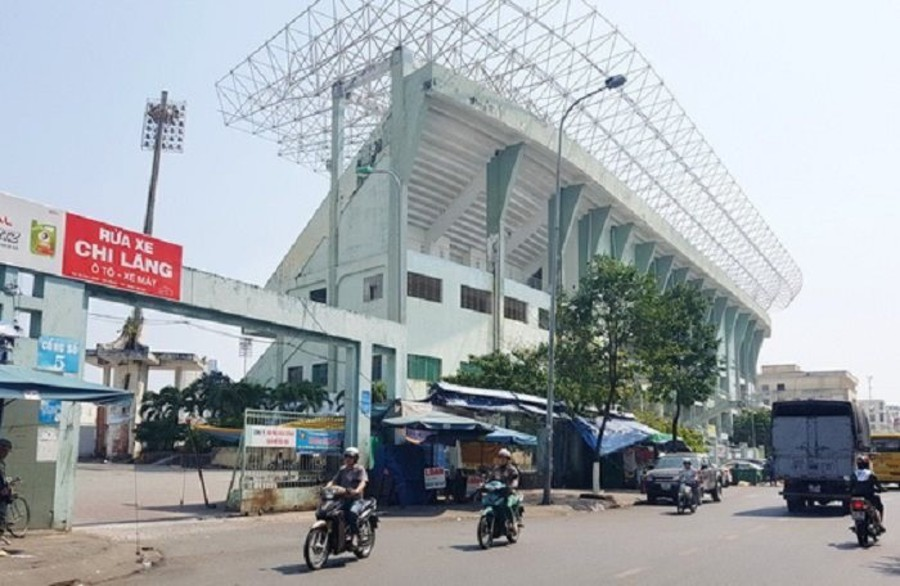Da Nang decided to take back Chi Lang Stadium