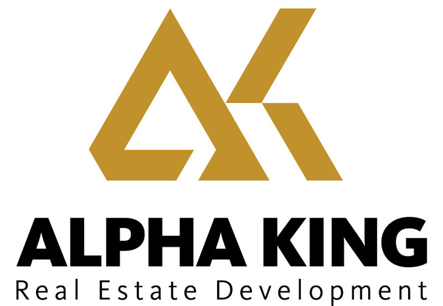 Logo Alpha King International Real Estate Company