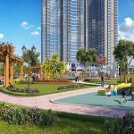 Eco Green Saigon – the project for 70% of the area for amenities