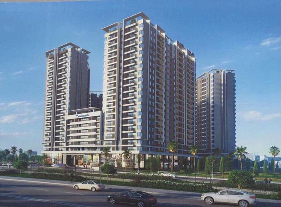 Perspective of SaFira Khang Dien project