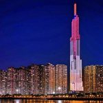 The tallest building in Vietnam – Landmark 81