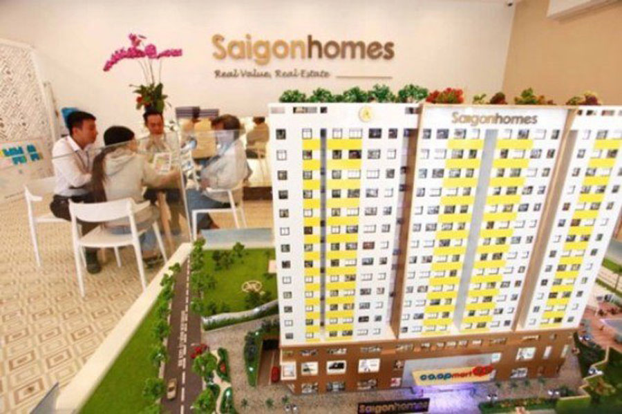 Saigonhome and the cheap houses