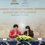 Alpha King's Owner chose Ascott to manage apartment Project