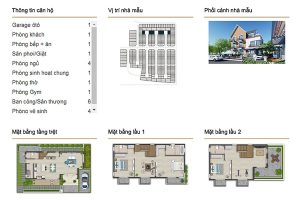Single villa DL8A, DL8B
