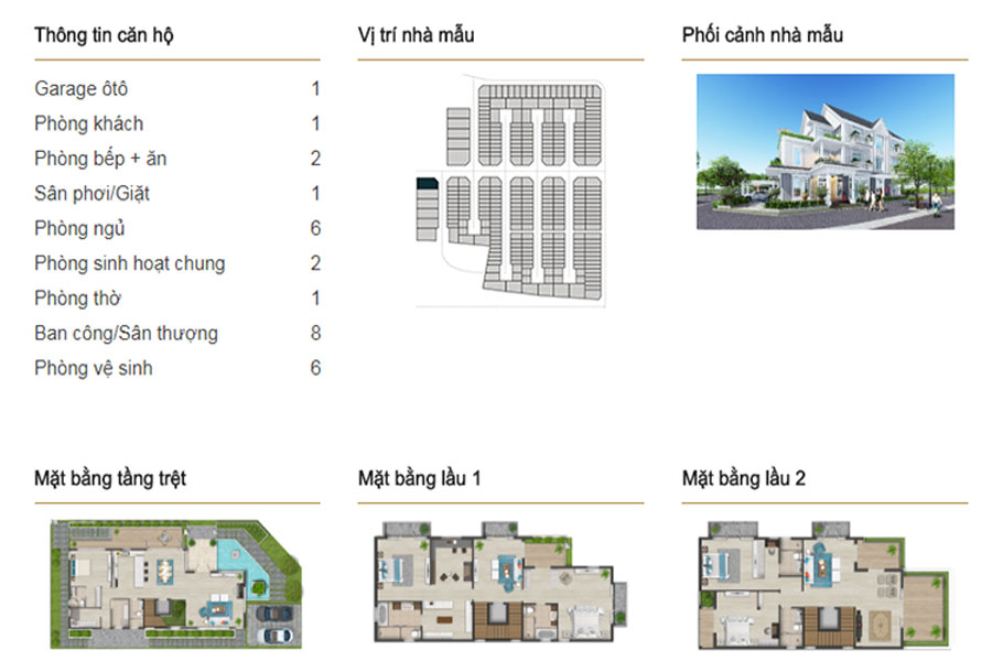 Single-unit villa DL3