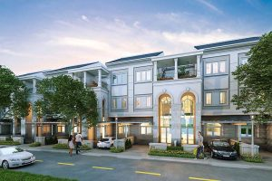 Sol Villas are in the luxury segment of the East market