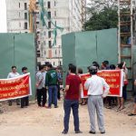 The investor of Tan Binh Apartment project was fined VND 1.64 billion