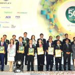 Hoa Binh reached the top 50 best listed companies in 2018