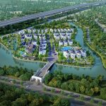 What does the Venica Khang Dien project attract investors?