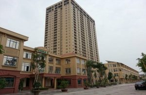 Apartment CT1, CT2 of Dream Town was suspended item due to violations of fire prevention