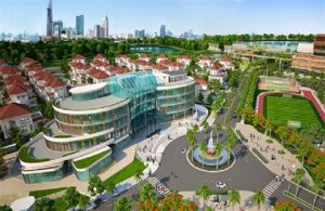 Estimated total investment of Thu Thiem Exhibition Center project is about $200 million