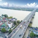 Hanoi wants to invest nearly $4.900 billion to build Meo Bridge across the Red River