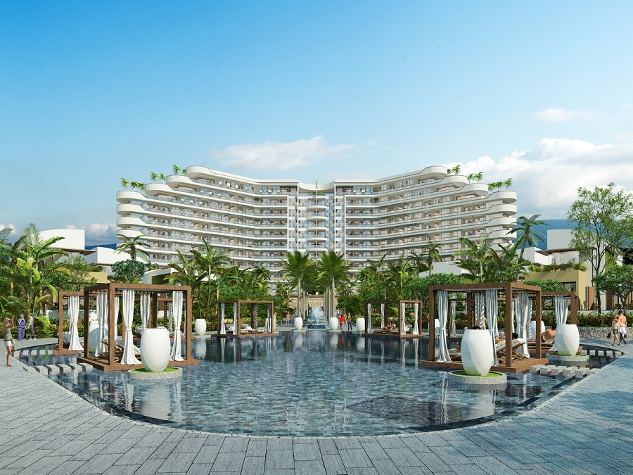 Ho Tram Complex announced the development of condotel and Kahuna villas
