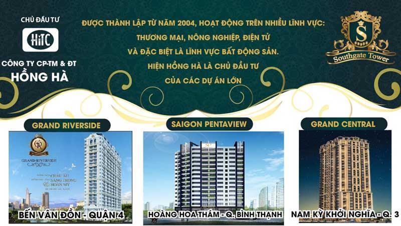 Hong Ha - investor of Southgate Tower 7 Apartment