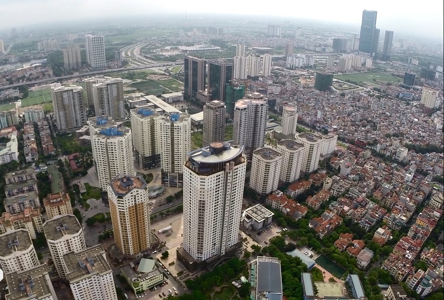 House prices in Hanoi in April 2017 continue to trend stable