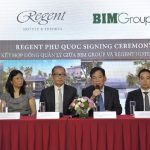 BIM Group cooperated  with Regent Hotels & Resort to manage the Regent Phu Quoc project