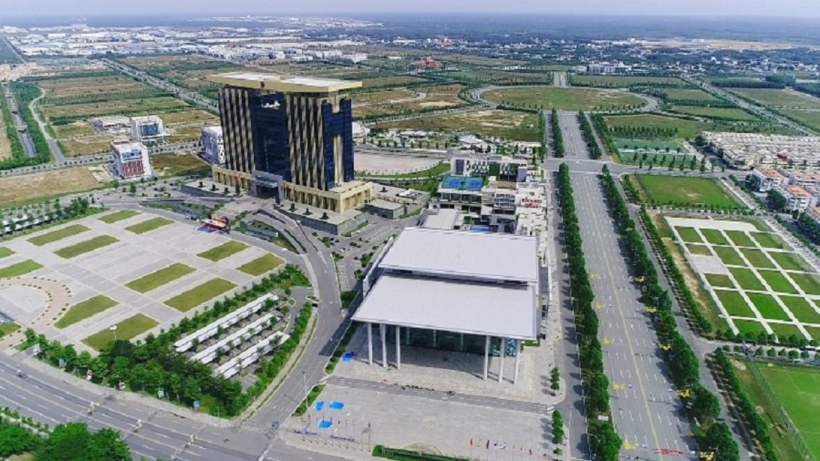 Neighboring provinces like Binh Duong and Dong Nai are attracting investors.
