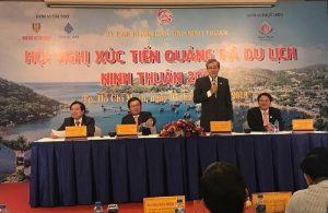 Ninh Thuan organizes conference promoting tourism