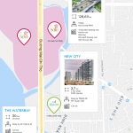 Infographic: Outstanding real estate projects along Mai Chi Tho route