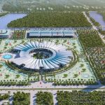 The National Exhibition Center in Dong Anh should be built soon