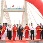 Open Officially Ha Long – Haiphong Expressway and Bach Dang Bridge