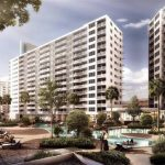 South gate tower – the product of the most desirable luxury segment in District 7