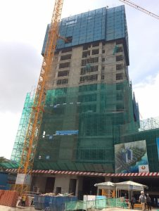 Sunwah Pearl apartments are expected to be delivered in Q3 2020