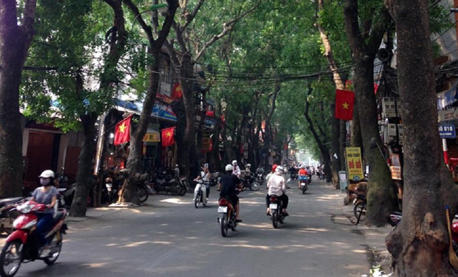 The De La Thanh road