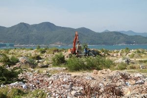 The Nha Trang Sao project was stopped completely