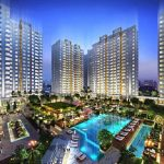 The project is nearly 5,000 apartments of Nam Long in the center of Ho Chi Minh City