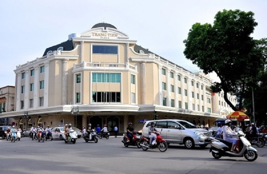 Trang Tien Plaza will be equitized in 2018