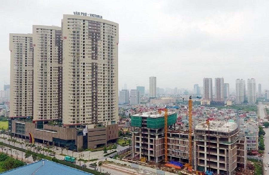 Van Phu new urban area
