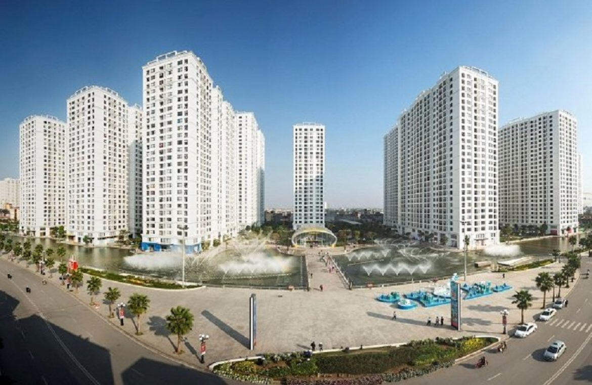 Vingroup is the largest apartment supplier in Hanoi
