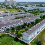 The trend of centrifugal development, villas in the vicinity of HCM to withdraw money