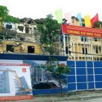 Giang Vo B6 project was upgraded to a 24 storey building