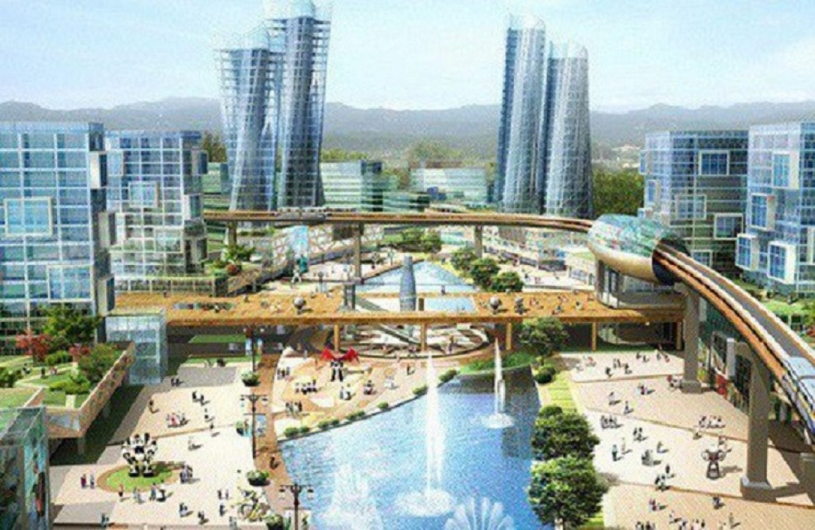 A smart city in Quang Ninh to Amata Corporation