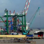 Hai Phong Port Joint Stock Company is investing two new terminals at Lach Huyen Port