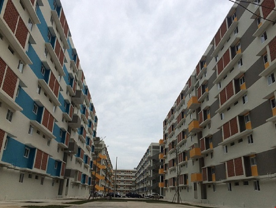 HCM can build 10,000 houses with the price of VND 100 million