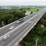 Trung Luong – Can Tho expressway: Slow progress due to high interest rates