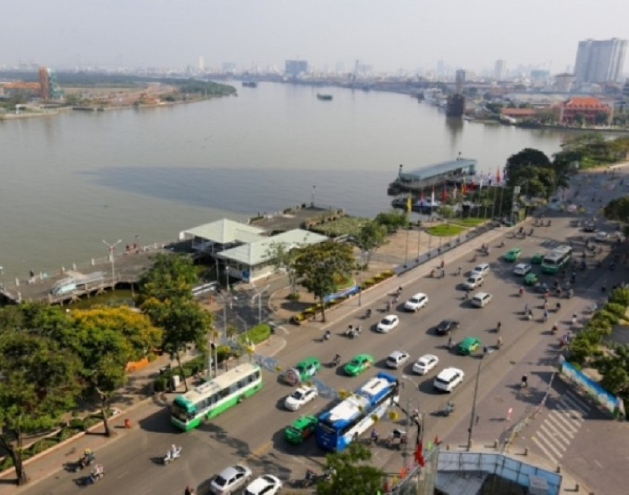 Ho Chi Minh City approved the master plan of 18 hectares of Bach Dang Park