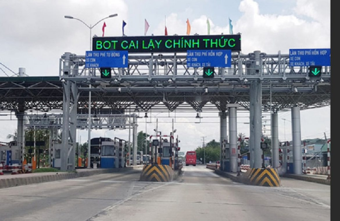 Ministry of Transport is about the 'fate' of Cai Lay BOT