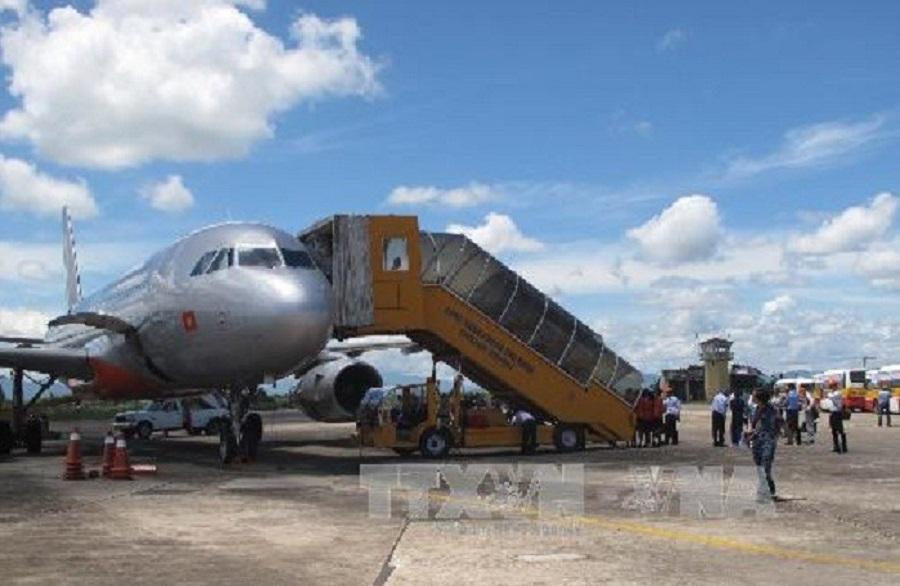 Tho Xuan Airport, Thanh Hoa