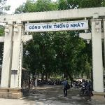 Thong Nhat park and plans have not finished 10 years