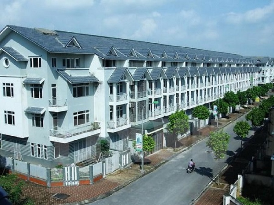 the number of villas sold in Hanoi has reached record levels since 2011