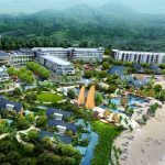 Quang Ninh resort, entertainment area is nearly 16ha